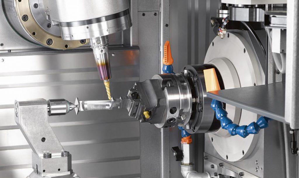 Centro de mecanizado CNC