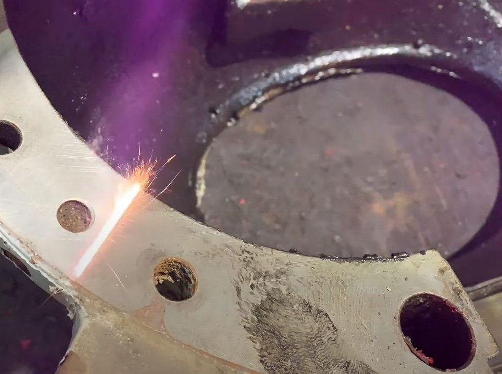 limpieza laser