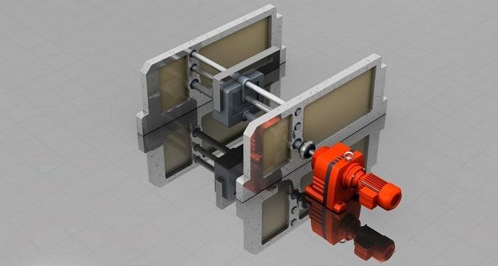 Diseño mecánico Industrial