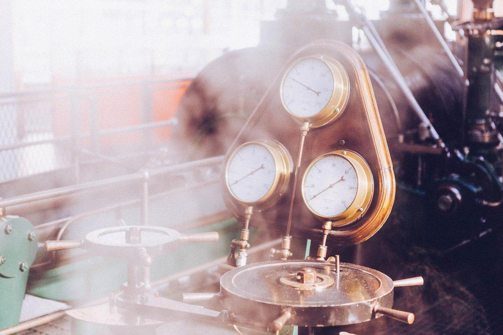 Caloportador agua-vapor